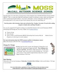 Mccalls Pumpkin Patch Application 2017 by Newsletter Lowell Elementary
