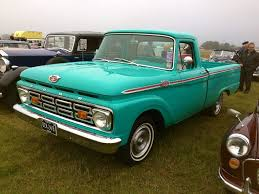 1964 Ford F-100 | Blue Oval '64 To '66 Truck-Panel | Pinterest ... Pin By Jimmy Hubbard On 6166 Ford Trucks Pinterest 1964 F100 For Sale Classiccarscom F 100 Pickup Truck Youtube Marcus Smiths Is A Showstopper Hot Rod Network Busted Knuckles Photo Image Gallery Motor Company Timeline Fordcom Coe Not One You See Everydaya Flickr Reviews Research New Used Models Trend Factory Oem Shop Manuals Cd Detroit Iron Bagged And Dragged Sale 2075002 Hemmings News