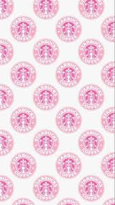 Starbucks Wallpaper And Pink Image