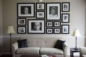 photo wall haus deko inspiration wand zimmer dekor ideen