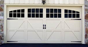 Decorative Garage Door Hardware Guidelines