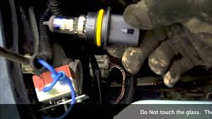 how to replace headlights