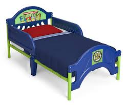 Toddler Bed Rails Walmart by Amazon Com Delta Children Plastic Toddler Bed Nickelodeon Ninja
