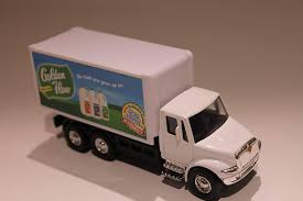 100 Truck Doors Amazoncom Golden Flow Dairy Die Cast Pull Back Delivery Toy