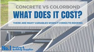 looking to replace your tile roof with colorbond which is better