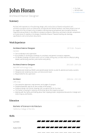 Interior Designer - Resume Samples And Templates | VisualCV Architecture Resume Examples Free Excel Mplates Template Free Greatest Usa Kf8 Descgar Elegant Technical Architect Sample Project Samples Velvet Jobs It Head Solutions By Hiration And Complete Guide Cover Real People Intern Pdf New Enterprise Pfetorrentsitescom Architectural Rumes Climatejourneyorg And 20 The Top Rsumcv Designs Archdaily