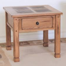 Sunny Designs Sedona 3144RO-2 End Table W/ Slate Top | Home ... Stein World 240041 Palos Heights Chairside Table Master Reclaimed Oak Sedona Rustic Slumberland Fniture Antique Black 10347 Decor South Frontier Ii 17427 In By Jofran Moberly Mo Artisans Craft Myra Arts Crafts Mission Plant Stand Craftsman 31641 Lancaster End Or Smoking 31786 Chair Side With Formica Top Compass