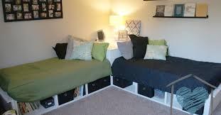 diy corner storage beds hometalk