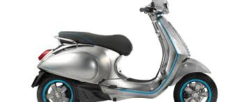 An All Electric Vespa Is Set To Hit The Roads In 2018