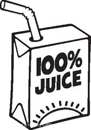 Box Clipart Black And White pertaining to Juice Clipart Black And White