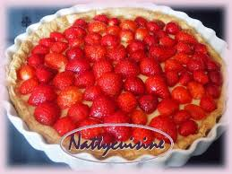 tarte aux fraises pate feuilletee nattycuisine tarte aux fraises