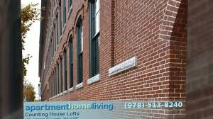 2 Bedroom Apartments For Rent In Lowell Ma by Counting House Lofts Apartments Lowell Apartments For Rent Youtube