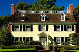 Southern Colonial Homes by Types Of Colonial Homes Modern House