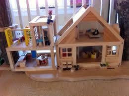 Build Plan Toys Dollhouse Furniture DIY diy wood kitchen table