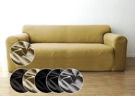 3 Seater Sofa Covers by Bellboni Elastic Couch Covers Sofa Covers Bi Elastic Stretch
