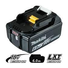 new makita bl1860b lxt 18v 6 0ah lithium ion battery pack