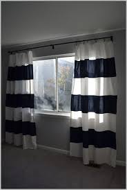 Black And White Striped Curtains Target by Navy And White Striped Curtains Target Curtains Home Design
