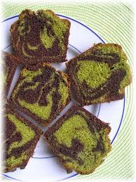 cake a la pate de pistache marbré chocolat pistache aux mille et un délices