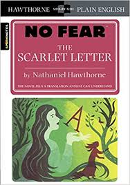 The Scarlet Letter Turtleback School Library Binding Edition Sparknotes No Fear Bound For Schools Libraries Ed