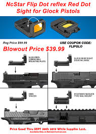 NcStar VDFLIPGLOM2 Flip Dot Reflex Red Dot Sight For Glock Pistols - $39.99  With Coupon Code: FLIPGLO (Free S/H) 32 Degrees Weatherproof Rain Suit 179832 Jackets 50 Off Fleshlight Coupon Discount Codes Oct 2019 10 Best Tvs Televisions Coupons Promo 30 Coupons Promo Discount Codes Fabfitfun Fall Subscription Box Review Code Bed Bath Beyond 5 Off Save Any Purchase 15 Or The Culture Report Reability Study Which Is The Site 1sale Online Daily Deals Black Friday Startech Coupon Code Tuneswift Underarmour 40 Off 100 For Myfitnesspal Users Ymmv