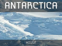 100 Antarctica House By Isabella Levy