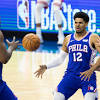 Tobias Harris, Sixers are in awe of Joel Embiid's dominant night