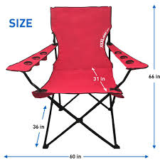 XXL Giant Sized Camp Chair, Red Portable Travel Dog Car Seat Cover Folding Hammock Pet Carriers Bag Carrying For Cats Dogs Transportin Perro Austoel Hond Tripp Trapp Chair Natural Lifetime Commercial Chairs 4pack Itravel Mobility Scooter Power Wheelchair Trespass Settle Blue Camping With Cup Holder Carrier Expander By Front Runner Caravan Global Sports Suspension Beige Tepui Single Ldown Mission Wood 2pack