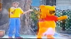 130 Best Winne The Pooh by Winnie The Pooh Live Surprise Birthday Party Disneyland Paris