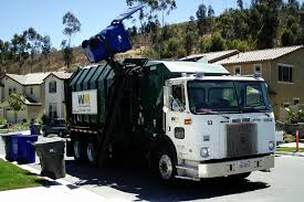 WM Waste Management - Garbage Trucks - YouTube