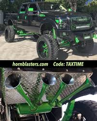 100 Truck Horn Kits Blasters On Twitter PROMO CODE TAXTIME Blow Your Tax