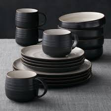 Bring A Little Style To Your Table With Dinnerware Sets From Crate And Barrel Shop