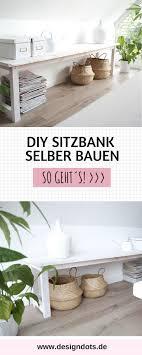 diy sitzbank selber bauen anleitung design dots