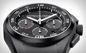Porsche Design P 6620 Dashboard Watch