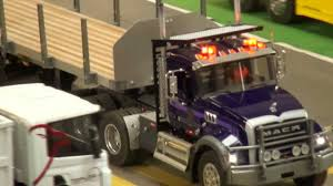 MACK TRUCK RC MODEL BEAUTIFUL FABULOUS RC MODEL - YouTube