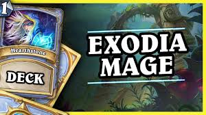 Hunter Hearthstone Deck Kft by Exodia Mage 1 2 Hearthstone Decks Youtube