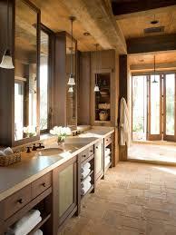 Image Of Rustic Bathroom Designs Ideas