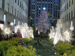 Rockefeller Plaza Christmas Tree 2014 by New York City Christmas 2014 U2013 Picturesque Photo Views