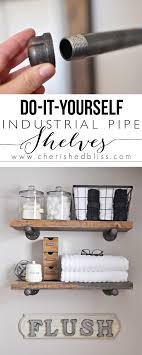 How To Build DIY Industrial Pipe Shelves | Pipes, Industrial And ... 49 Best Pottery Barn Paint Collection Images On Pinterest Colors Best 25 Kitchen Shelf Decor Ideas Floating Shelves Barn Inspired Jewelry Holder Hack Daily System Gear Patrol Diy Dollhouse Bookcase I Can Teach My Child Teen Teen Fniture Kids Bedroom Playroom Remodelaholic Turn An Ikea Into A Ledge 269 Shelf Decor Ideas Decoration