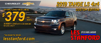 100 Les Cars And Trucks Metro Detroit Chevrolet Dealership Alternative Stanford