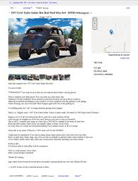 For Sale: 1937 Ford With A Jeep 4WD Powertrain – Engine Swap Depot Fniture Magnificent Craigslist Florida Cars And Trucks By Used 2014 Harley Davidson Street Glide Motorcycles For Sale Peterbilt 335 Dump Truck For Sale Companies In Jacksonville Fl Bangshiftcom A Mustangonly Junkyard Is Amazing Owner South Image 2018 Keys And Android Apps On Google Play New In Fl Less Than Ashtabula Ohio Deals Premier Ford Dealer Near