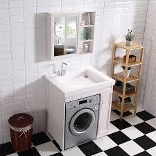 hs lc02 moderne home hotel badezimmer waschküche kleine sub waschbecken schrank mit waschmaschine schränke buy wäsche waschbecken schrank waschküche