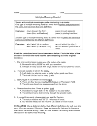 Multiple-Meaning Words 1 Best 25 Word Stences Ideas On Pinterest Stences For Words The Simplified Classroom Farm Animal Second Grade Prefixes Worksheets Literacy Parents Kindergarten Stanley G Oswalt Academy Organizational Strategies Spatial Order Vocabulary Stence Finishers Worksheetsesl Fun Gameshave Subjects Verbs And Objects Basic Unit Tailor Made Talking Colourful Semantics Concepts Of Print Is So Important To Teach This Packet Helps English Language Terminology Homework Booklet Ppt Download