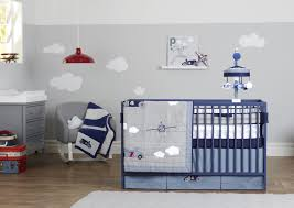 Bedding Airplane Nursery Bedding Thenurseries Uk Fascinating Crib