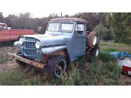 1955 Willys Jeep For Sale | ClassicCars.com | CC-1121641 1955 Willys Jeep For Sale Classiccarscom Cc1121641 Pickup Truck Craigslist Best Of Willy Body Super Hurricane Six 1956 Pickup Bring A Trailer History In The 1950s 1951 Sorry Just Sold Rod Custom Very Fast New Wrangler Pickup Coming Late 2019 For Find Of Week Autotraderca Hemmings Day 1959 Utility Wagon Daily 1947 Station Tote Bag By Chris Berry 13 1948