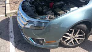 2012 ford fusion sel headl replacement