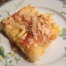 apfel mandel kuchen brotbackforum die hobbybäckerei