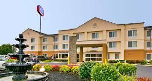 Clarksville Hotel Ft Campbell Hotels Tennessee Fairfield Inn