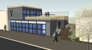 100 Shipping Containers San Francisco First Shipping Container Village Headed To Berkeley