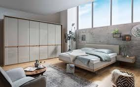 wiemann schlafzimmer barcelona in bianco eiche optik