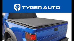 100 Truck Bed Covers Roll Up TYGER T1 Tonneau Cover Installation